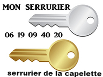Serrurier et serrurerie avenue de la Capelette a marseille 13010 et 10eme