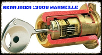 Votre artisan serrurier du quartier de La Valbarelle Marseille 13011 ou 11eme est l'entreprise à contacter pour tous vos dépannages en serrurerie 7/7 et 24/24