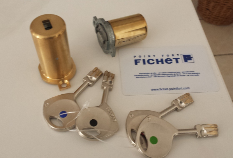 tarif cylindre 787 Fichet