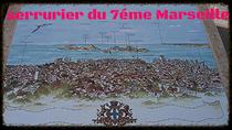 VOTRE SERRURIER CE DEPLACE DANS LES QUARTIERS SUIVANT :  7e arrondissement - Marseille - 13007  Bompard - Endoume -Les Îles - Le Pharo - Le Roucas Blanc -  Saint-Lambert - Saint-Victor