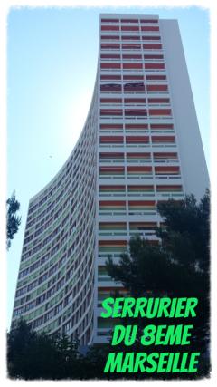 VOTRE SERRURIER CE DEPLACE DANS LES QUARTIERS SUIVANT :  8e arrondissement - Marseille - 13008  Bonneveine - Les Goudes - Montredon - Périer - La Plage  La Pointe Rouge - Le Rouet - Sainte-Anne - Sain